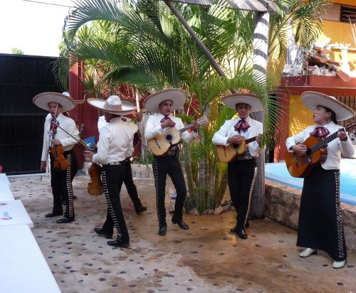 mexico orchestra musicians