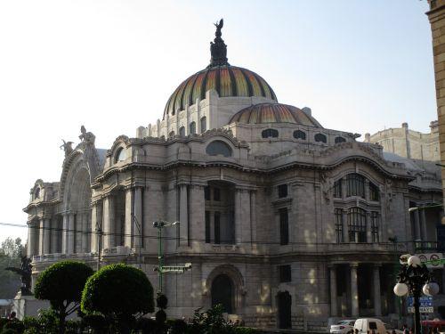 mexico city fine arts palace