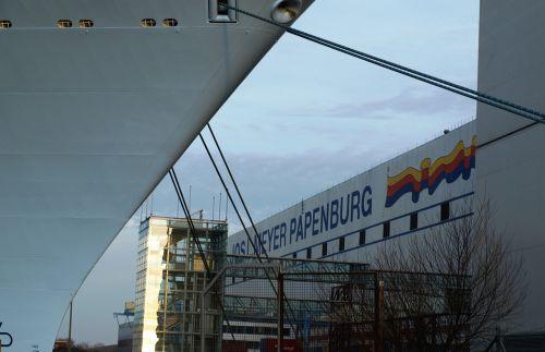 meyer shipyard ozeanriese shipyard