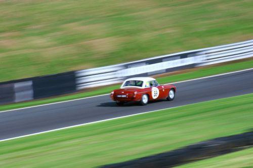 mgb racing car racer