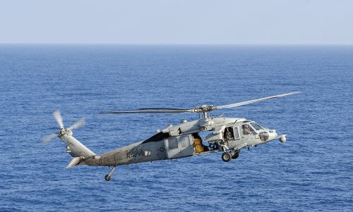 mh-60s sea hawk usn united states navy