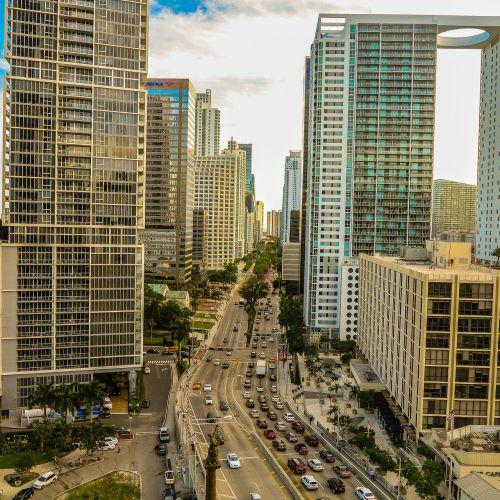 miami downtown city