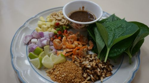 miang kham northern thailand dishes food