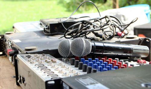 mic music entertainment