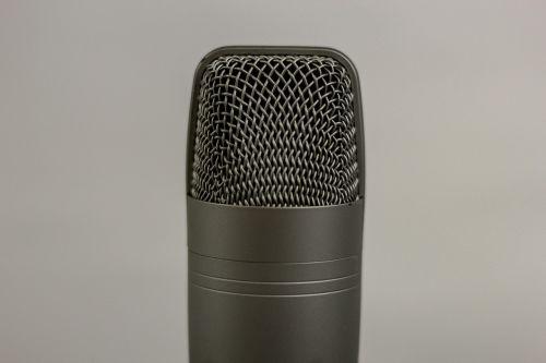 mic microphone recording