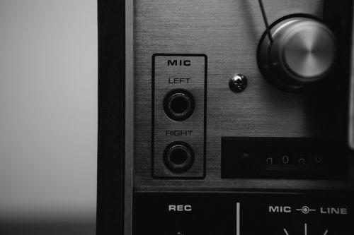 mic input recording