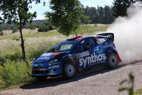 michał sołowow 71 rally poland 2014 m-sport