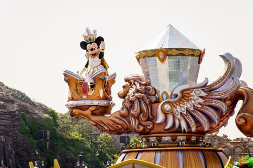mickey mouse disney japan