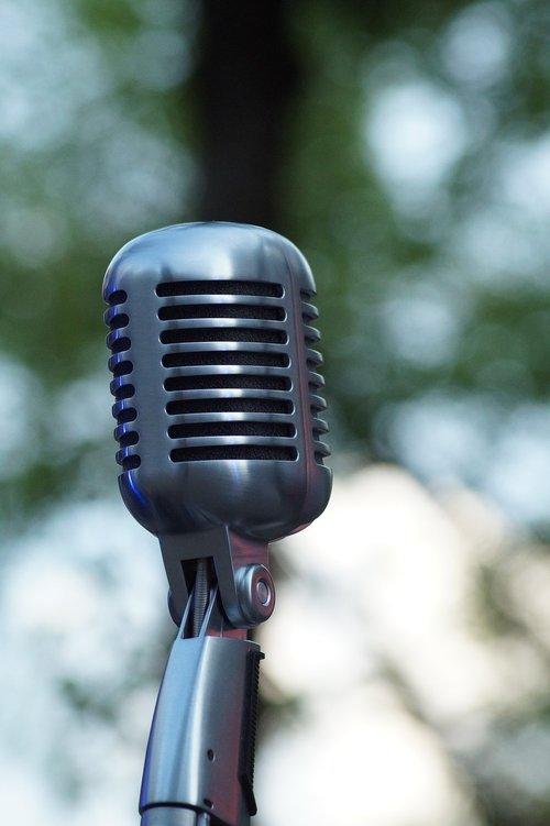 micro  microphone  audio