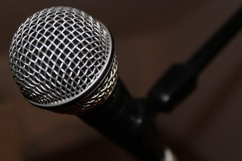 micro microphone music