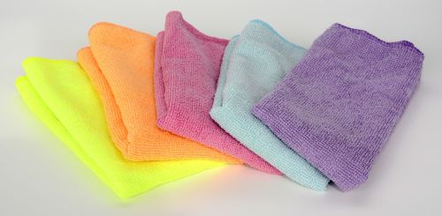 micro-fiber cloth clean cleaning rags