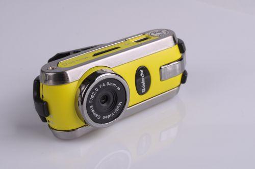 fotoaparatas, objektyvas, filmas, šnipinėjimo programos, izoliuoti, mikrokamera