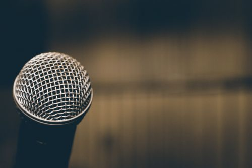 microphone audio voice