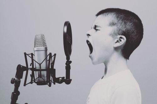 microphone boy studio