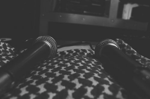 microphone music recording