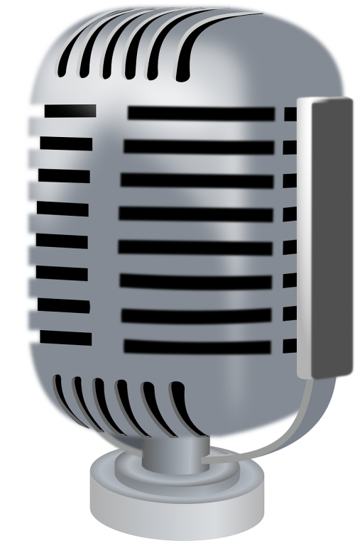 microphone vocal music