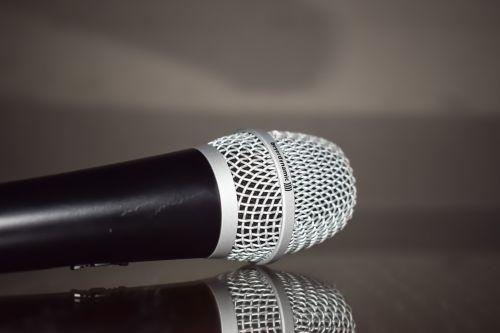 microphone sound equipment