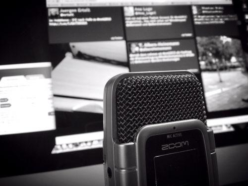 microphone audio sound