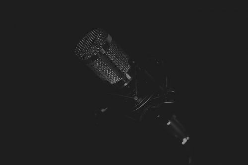 microphone music speech