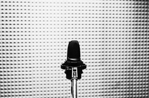 microphone studio audio