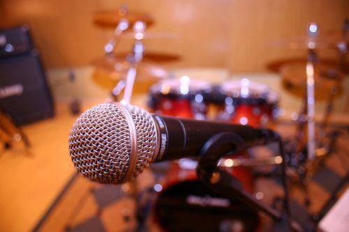microphone studio music
