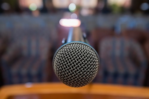 microphone  mic  conference