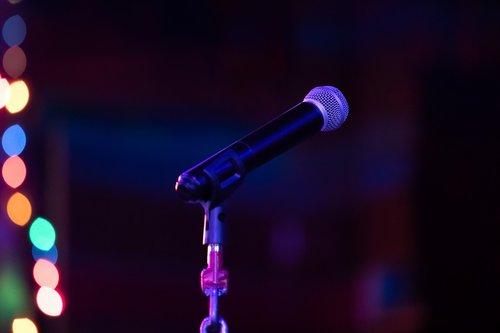 microphone  speak  sound