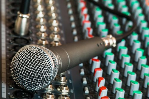 microphone mixer cable