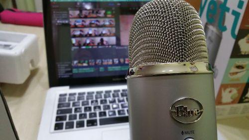 microphone audio radio
