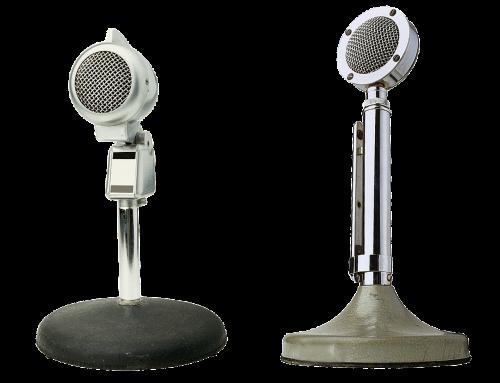 microphones radio sound