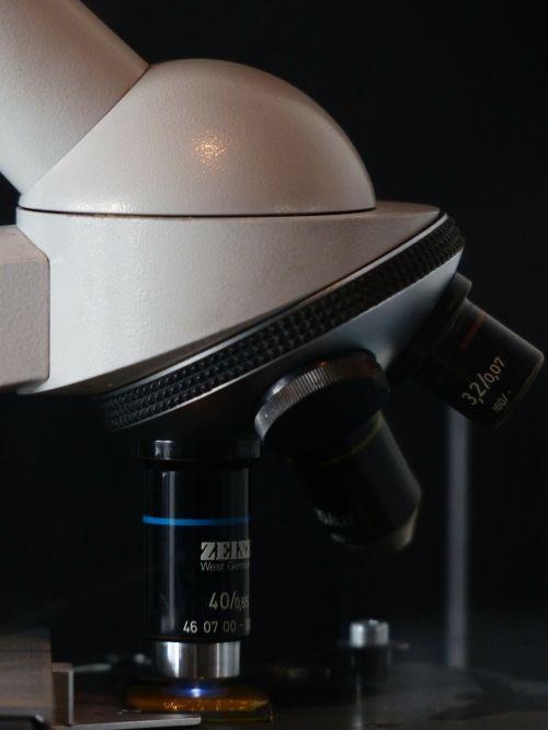 microscope attempt laboratory