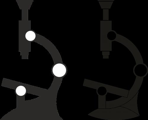microscope icon clipart