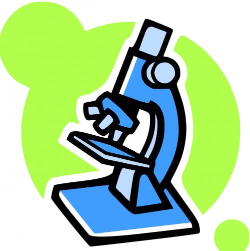 microscope science laboratory