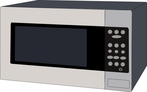 microwave appliance cooking