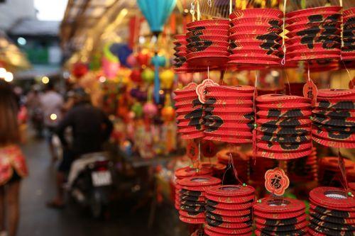mid-autumn festival lantern
