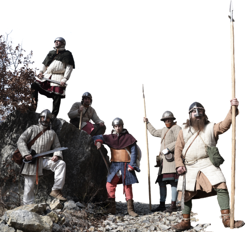 middle ages soldiers army
