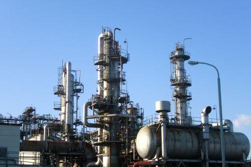 mie prefecture oil factory
