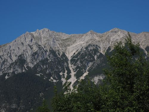 mieminger chain mountain range mountains