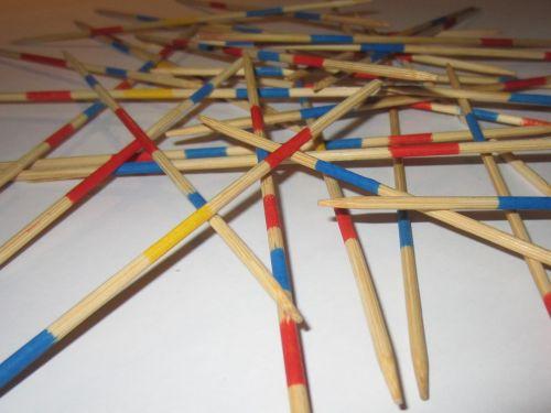 mikado bars pattern