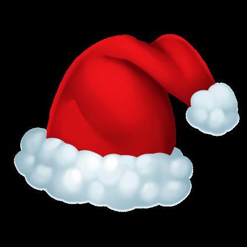 mikołajki santa hat asterisk