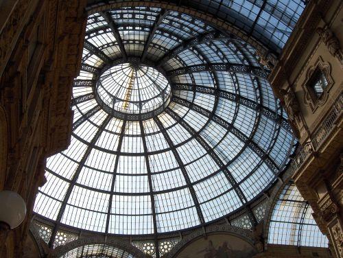 milan shopping arcade gallery of victor emmanuel
