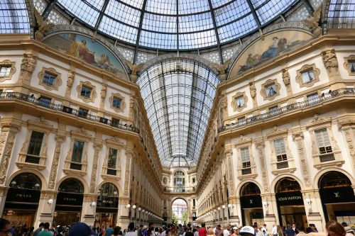 milan gallery expensive
