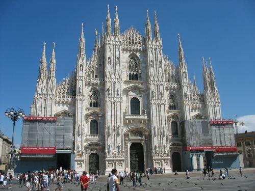 milan cathedral milan cathedral