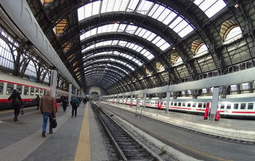 milan central milan station