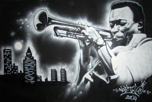 miles davis musician trumpet