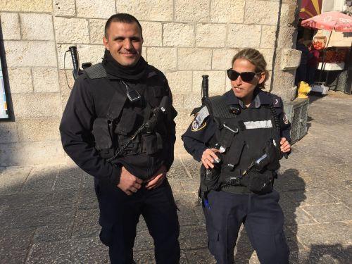 military israel jerusalem