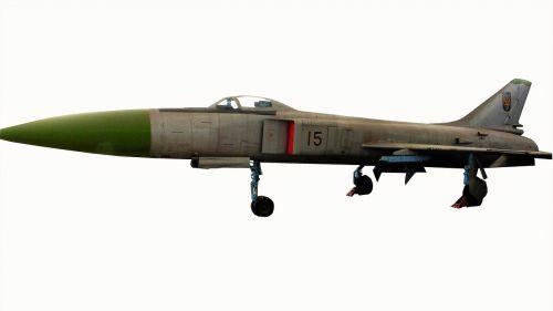military aircraft no person