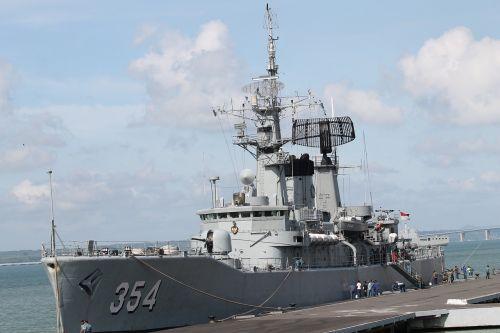 military navy ship