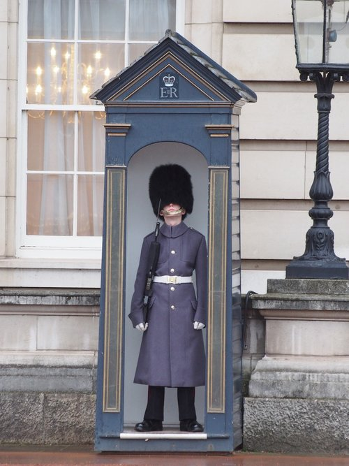military  guard  london