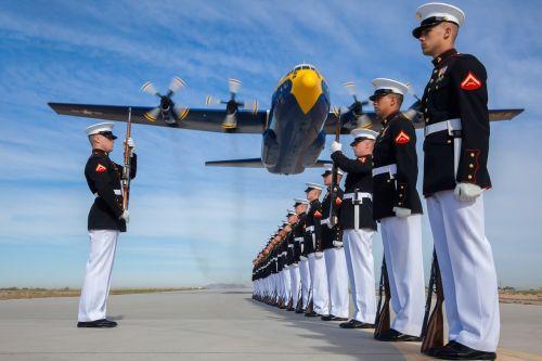 military usa marines